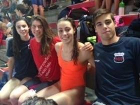 settimana di fuoco e cloro - Nuoto Club 91 Parma