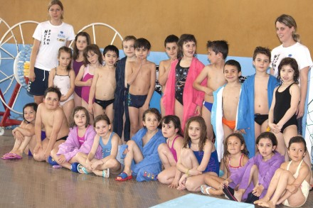 Festa Leve 2013 - Nuoto Club 91 Parma