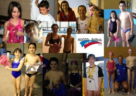 premiati stagione 2013-2014 - Nuoto Club 91 Parma