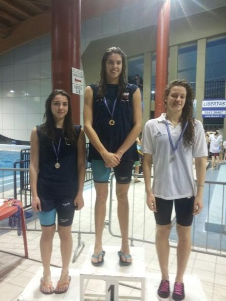 12 ori nel primo weekend di finali Regionali - Nuoto Club 91 Parma