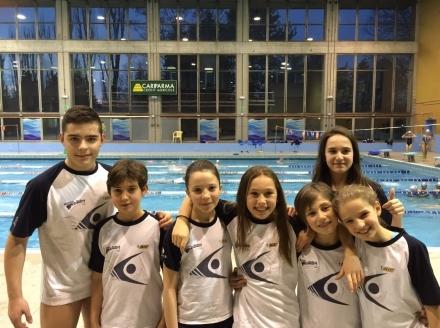 9 finalisti al Gran Premio esordienti FIN - Nuoto Club 91 Parma