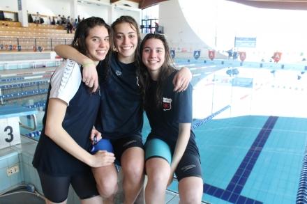 soddisfazioni anche nel 2° weekend di finali CRCP: 4 ori, 1 argento e 5 bronzi - Nuoto Club 91 Parma