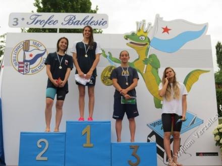 19 MEDAGLIE al Baldesio - Nuoto Club 91 Parma
