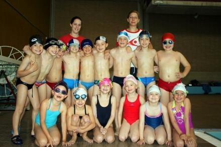 FESTA LEVE 2014 - Nuoto Club 91 Parma