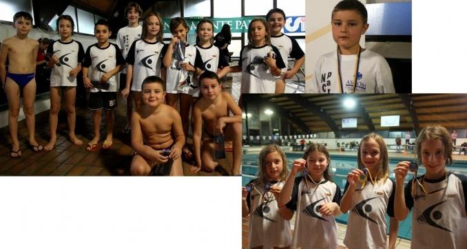 CSI 1^ tappa Provinciale 2014-2015 - Nuoto Club 91 Parma
