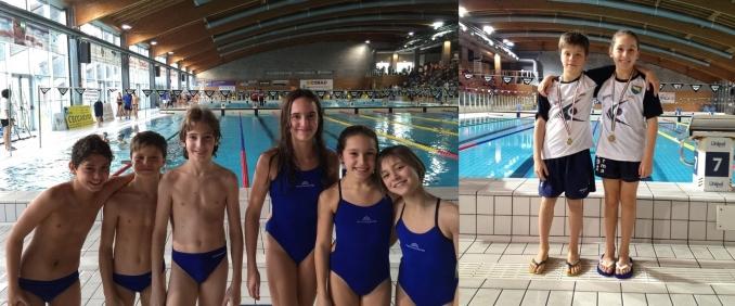 1 oro, 2 bronzi e ottime prestazioni - Nuoto Club 91 Parma
