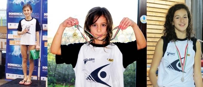 29 marzo: medaglie in Romagna, qualifiche e argento in Emilia - Nuoto Club 91 Parma