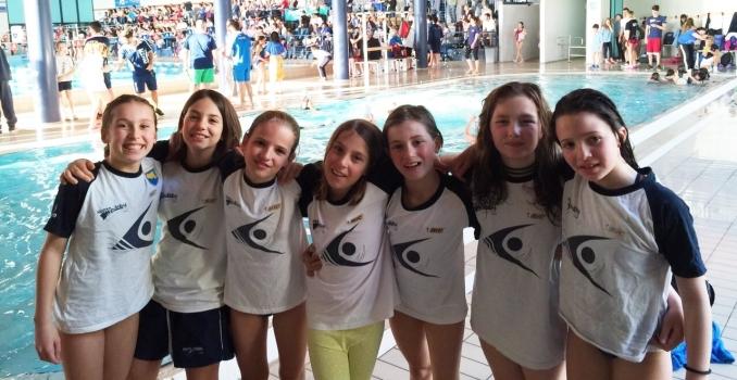 quinte nell'olimpo delle migliori squadre regionali - Nuoto Club 91 Parma