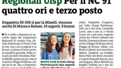 Articoli dalla Gazzetta di Parma…