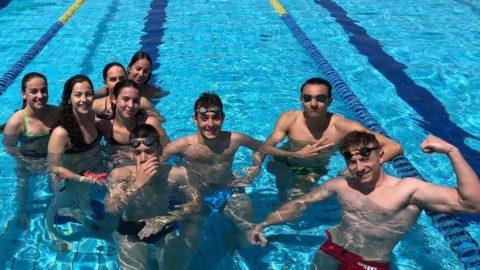 Iniziati gli allenamenti estivi in vasca lunga