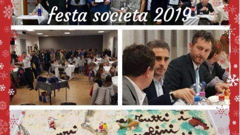 Festa della società 2019