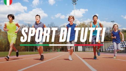 Progetto sport di tutti CONI (Informazioni presso segreteria)
